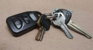 Car keys - Newent Autolocks
